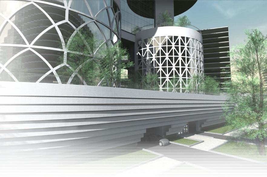 Дипломный проект Жилой комплекс в г Самара