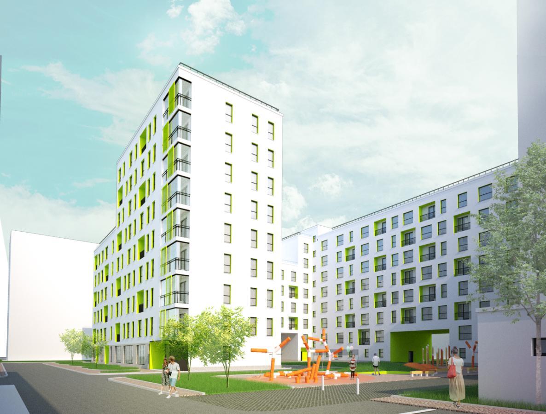 Дипломный проект Многоэтажный жилой дом в условиях  Примечание орфография и пунктуация авторов сохранена