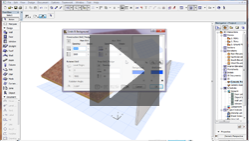 Направляющие и опорные плоскости в 3D