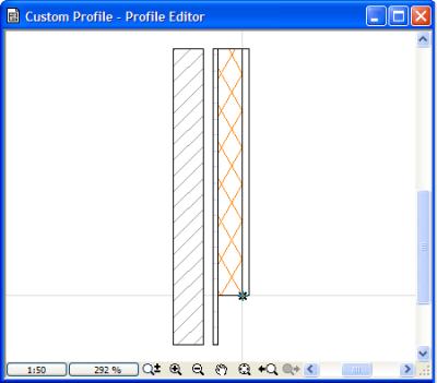 Изменяем структуру многослойной стены через редактирование штриховок