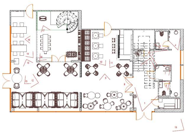 Дипломный проект Проект интерьера ресторана Примечание орфография и пунктуация авторов сохранена