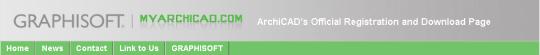 Запущен новый сайт MYARCHICAD.com