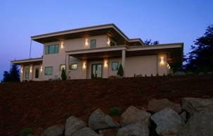 Дом Evergreen («Вечнозеленый»)