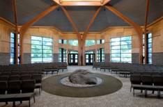 Бичвудский национальный мемориальный центр (Beechwood National Memorial Centre) в Оттаве
