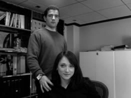 Педро Мануэль Рока Л. (Pedro Manuel Roca L.) и Ноэлия Майкес Х. (Noelia Máiquez H.) из компании Mairoc Interiorismo