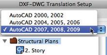 Дальнейшее развитие DWG