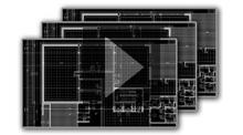 Поддержка импорта-экспорта чертежей AutoCAD в формате DWG2010