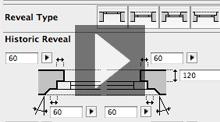 Дополнительные параметры Дверей и Окон